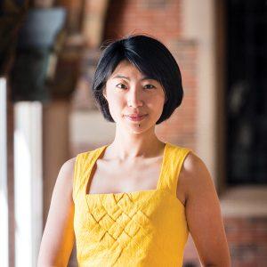 Speaker: Joy Dantong Ma
