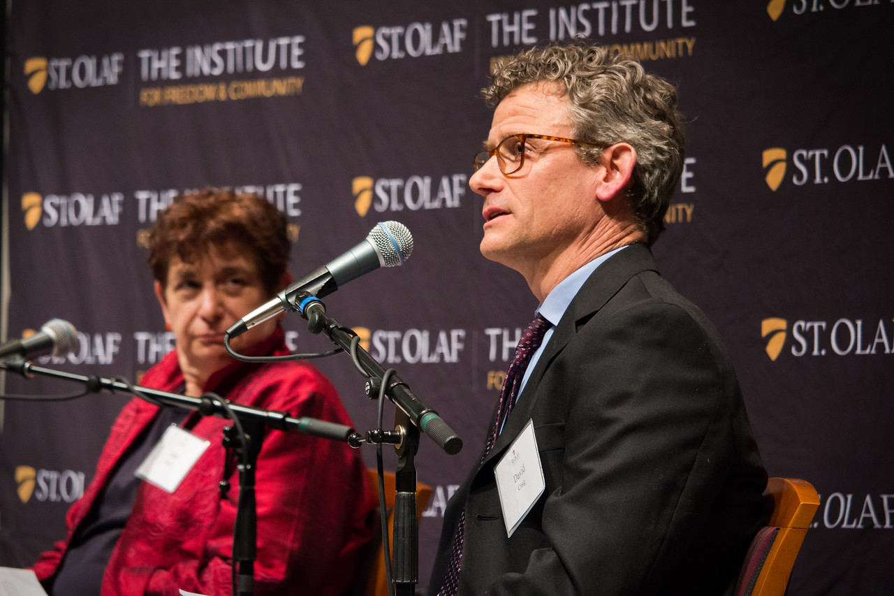 David Craig and Joan Tronto