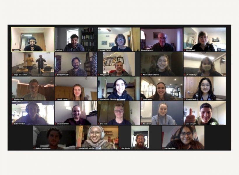 Weber Scholars Web Photo